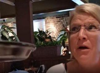 Une femme va manger au restaurant, quand elle aperçoit le visage du serveur, elle est sous le choc! │ MiniBuzz